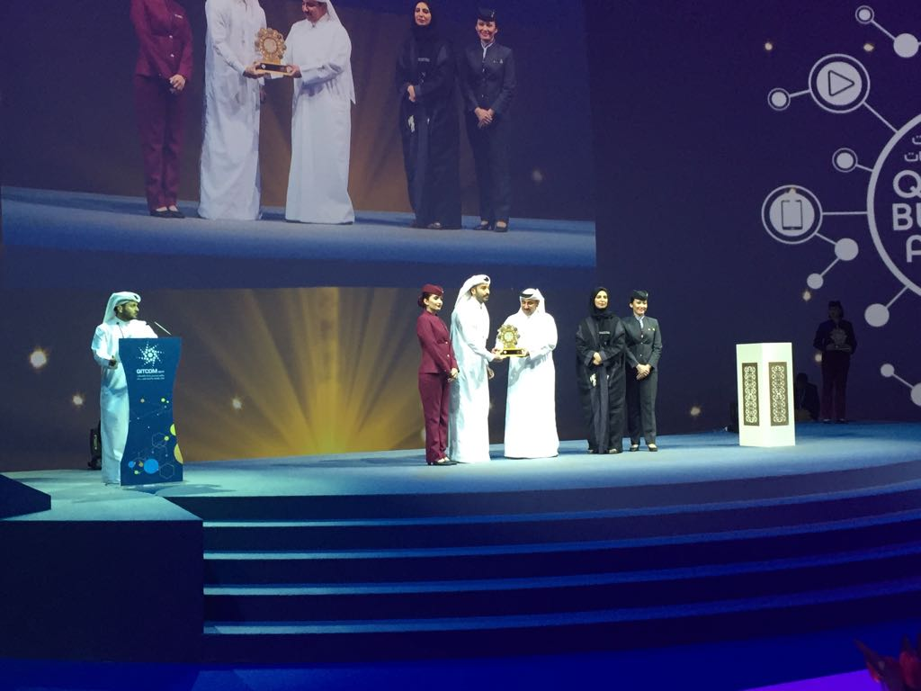 QMIC Recognized as Best Cloud Service Provider of the Year at the QITCOM