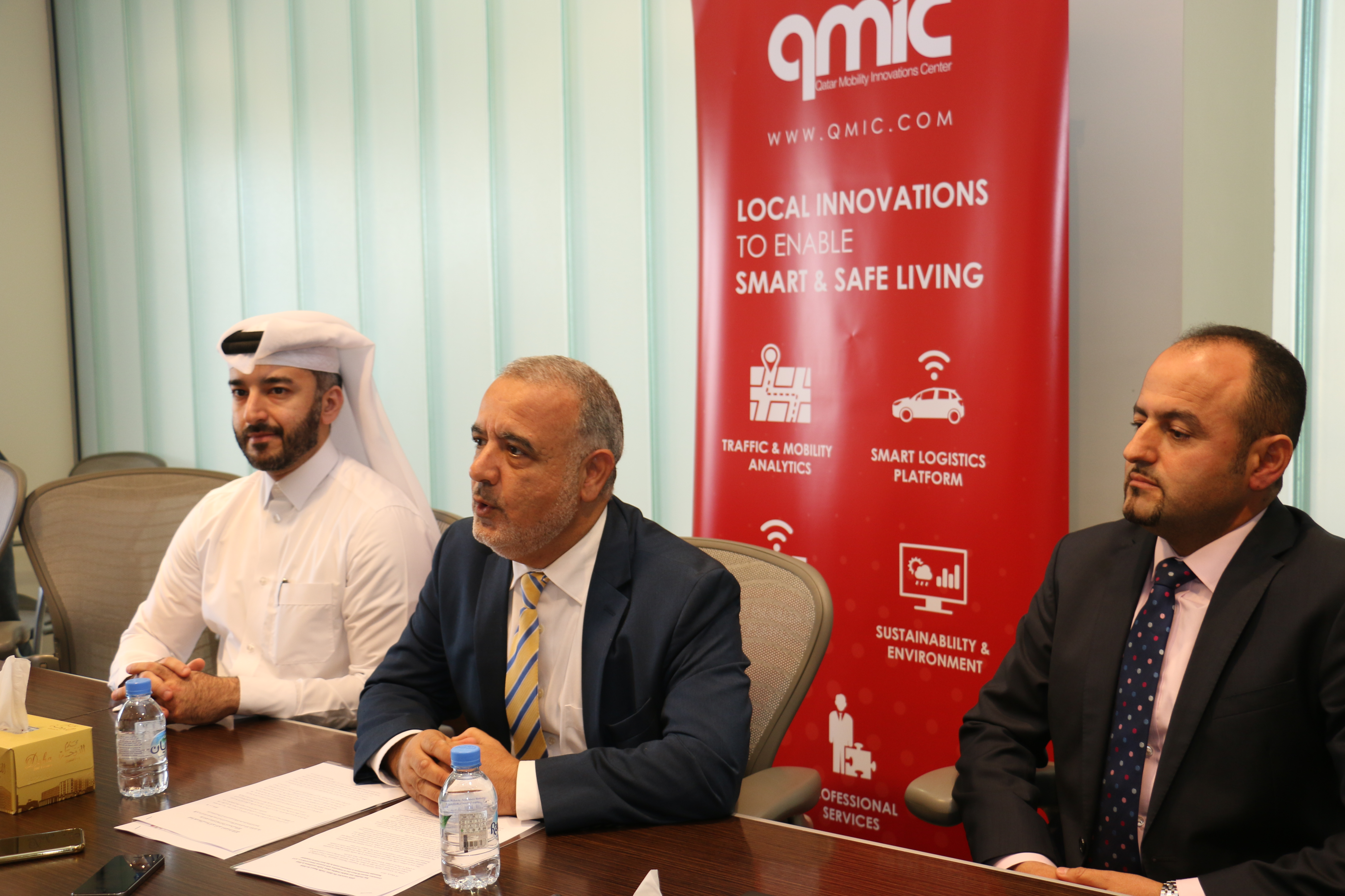 QMIC Launches the Qatar Traffic Report for 2018